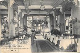 Lille NA9: Restaurant Du Rocher De Cancale - Lille