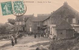 12/ Carcenac Peyrales - Avenue De La Gare - - Francia