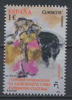°°° SPAGNA - TAUROMAQUIA - 2015 MNH °°° - 2011-... Nuovi & Linguelle