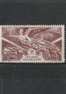 Guadeloupe Neuf * 1946 Poste Aérienne N° 6   Anniversaire De La Victoire - Ongebruikt