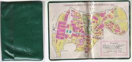 Porte Plan Plastique Expo Bruxelles 1958 - Obj. 'Souvenir De'