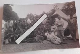 1914 1916 Infanterie Territoriale 26 Eme Régiment Au Repos Pétanque Boules Antillais Tranchée Poilus 1914 1918 WW1 - War, Military