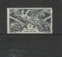 Guyane Neuf * 1946  Poste Aérienne N° 28   Anniversaire De La Victoire - Ongebruikt
