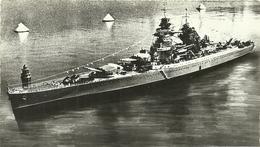 ( BATEAU DE GUERRE ) ( LE RICHELIEU ) - Warships