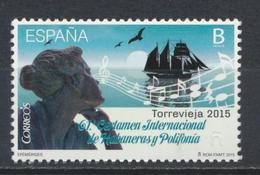 °°° SPAGNA - TORREVIEJA - 2015 MNH °°° - 1931-Oggi: 2. Rep. - ... Juan Carlos I