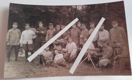 1916 Mitrailleurs 26 Eme Régiment Infanterie Territoriale Mitrailleuses St étienne Colt Tranchée Poilus 1914 1918 WW1 - War, Military