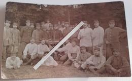 1916 Mitrailleurs 26 Eme Régiment Infanterie Territoriale Mitrailleuse St étienne Tranchée Poilus 1914 1918 WW1 - War, Military