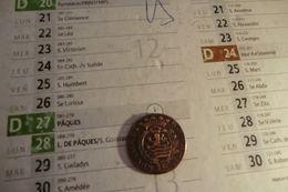 Monnaie Du Pays-bas De 1 Duit Zélandia 1791 En Cuivre T T B - - [ 1] …-1795 : Former Period