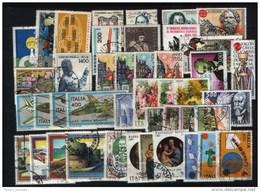 ITALIA -  REPUBBLICA  - ANNATA COMPLETA 1983 USATI  LUSSO - Annate Complete