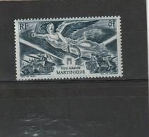 Martinique Neuf * 1946  Poste Aérienne N° 6  Anniversaire De La Victoire - Ongebruikt