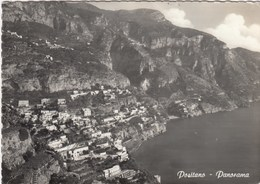POSITANO-SALERNO-PANORAMA-CARTOLINA VERA FOTOGRAFIA VIAGGIATA NEL 1959 - Salerno