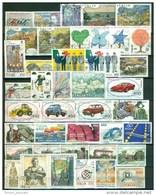 ITALIA -  REPUBBLICA  - ANNATA COMPLETA 1986,USATI  LUSSO - Annate Complete