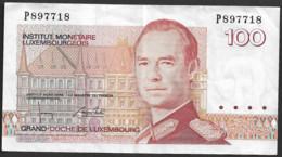 BILLET LUXEMBOURG 100 Francs 1993 Ttb Voir Scan N050 - Luxemburg
