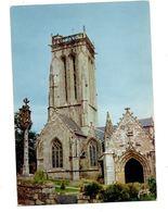 La Chapelle De Saint Herbot Dans La Région D'Huelgoat (carte Jean Audierne) - Huelgoat