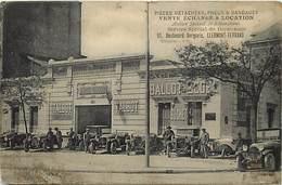 -dpts Div.-ref-AH166- Puy De Dôme - Clermont Ferrand - Garage Gergivia - Talbot Zedel - 91 Bd Gergovia - Automobile - - Clermont Ferrand
