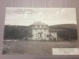 CPA.  Hôtel National Obernai - Obernai
