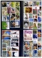 ITALIA -  REPUBBLICA  - ANNATA COMPLETA 2002 USATI  LUSSO - 6. 1946-.. Repubblica