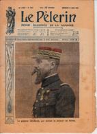 Le PELERIN N°2159 11 Août 1918  Gén. Couraud Zouaves Américains Sur Le Front ... - Livres, BD, Revues