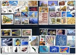 ITALIA -  REPUBBLICA  - ANNATA COMPLETA 2004 USATI  LUSSO - 6. 1946-.. Repubblica
