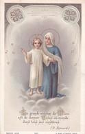 Ancienne Image Pieuse Religieuse Bouasse Jeune 4001 - Religion & Esotérisme