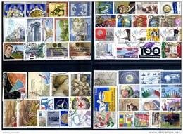 ITALIA -  REPUBBLICA  - ANNATA COMPLETA 2005 USATI  LUSSO - 6. 1946-.. Repubblica