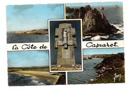 La Côte De Camaret (carte Jean Audierne) - Camaret-sur-Mer