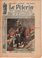 Le PELERIN N°2173  17 Novembre 1918 Armistice Assassinat Comte Tziba Photos Trieste, Argonne, Bray Sur Somme... - Livres, BD, Revues