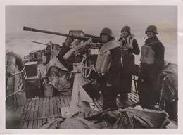 STRASSE VON KERTSCH KRIEGSMARINE FOTO DE PRESSE WW2 WWII WORLD WAR 2 WELTKRIEG Aleman Deutchland - Boats