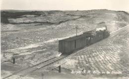 Bergen N.H., Bello In De Duinen    (type Fotokaart)    (trein Spoorwegen Zug Train Ferrovia Railway) - Ohne Zuordnung