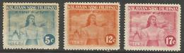 Philippines (Japanese Occupation)  - 1943 Independence Declaration Perf MNH **     Sc N29-31 - Philippines