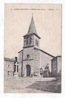 Carte Postale St Bonnet Du Froid - Autres Communes