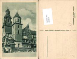 604579,Krakau Krakow Poland Katrale Wawel - Polen