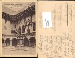 604578,Krakau Krakow Poland Bibliothek Kopernika - Polen