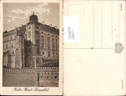 604577,Krakau Krakow Poland Wawel Königsschloss - Polen