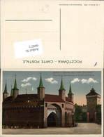 604571,Krakau Krakow Poland Rotonde Rotunda - Polen
