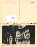 604568,Künstler AK Radierung Krakau Krakow Poland Bibliothek Kopernika - Polen