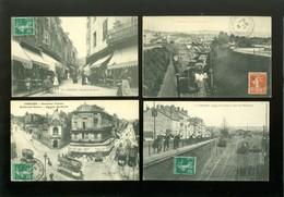 Beau Lot De 15 Cartes Postales De France Haute - Vienne  Limoges      Mooi Lot Van 15 Postkaarten Van Frankrijk ( 87 ) - Cartes Postales