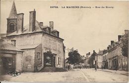 LA MACHINE Rue Du Bourg - La Machine