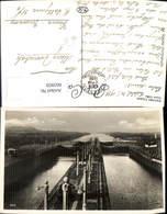 603959,Panama Canal Gatun Locks Schleuse Kanal - Panama