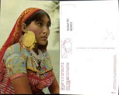 603953,Panama San Blas San-Blas-Inseln Karibik Tipica India Indianerin Ureinwohnerin - Panama