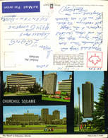 603949,Canada Alberta Churchill Square The Heart Of Edmonton - Kanada