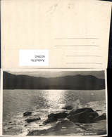 603945,Foto Ak Santos Ilha Porchat Küste Brasilien - Ansichtskarten