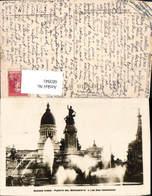 603941,Buenos Aires Fuente Del Monumento A Los Dos Congresos Argentinien - Ansichtskarten