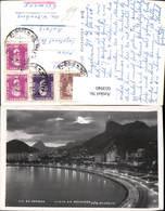 603940,Foto Ak Rio De Janeiro Vista De Botafogo Ansicht B. Nacht Brasilien - Ansichtskarten