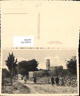 603926,Jerusalem Umgebung Emmaus-Kubebe Israel - Ansichtskarten