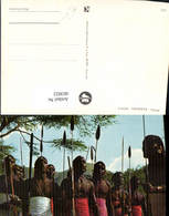 603922,Masai Warriors Kenia Kenya Krieger Volkstypen Afrika - Ansichtskarten
