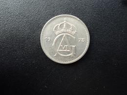 SUÈDE : 50 ÖRE  1973 U   KM 837    SUP - Suède