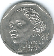Chad - 1985 - 500 Francs - KM13 - Chad
