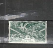 Océanie Neuf * 1946  Poste Aérienne N° 19  Anniversaire De La Victoire - Ongebruikt