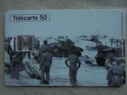 Télécarte 50 Unités 50e Anniversaire Des Débarquements 19441994 06/94 - Télécartes